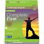 Complete First Student's Book Pack (Student's Book with Answers with CD-ROM, Class Audio CD) - Guy Brook-Hart