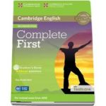 Complete First Student's Book without Answers with CD-ROM with Testbank (Guy Brook-Hart)