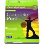 Complete First Student's Pack (Student's Book without Answers with CD-ROM, Workbook without Answers with Audio CD) - Guy Brook Hart