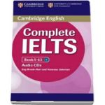 Complete IELTS Bands 5-6. 5 Class Audio CD - Guy Brook-Hart and Vanessa Jakeman
