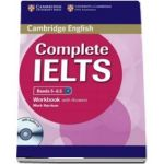 Complete IELTS Bands 5-6. 5 Workbook with Answers with Audio CD (Mark Harrison)
