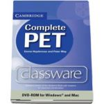 Complete PET Classware DVD-ROM - Peter May and Emma Heyderman