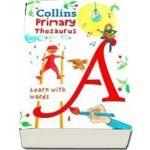 Collins Primary Thesaurus: Learn with Words