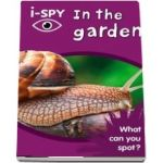 i-SPY In the garden: What Can You Spot?