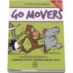 H. Q. Mitchell - Go Movers. Cambridge Young Learners English Tests. Students Book with CD. Updated for the revised 2018 YLE Tests