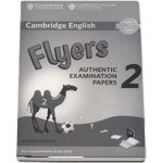 Cambridge English Young Learners 2 for Revised Exam from 2018 Flyers Answer Booklet - Authentic Examination Papers