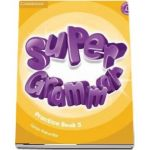 Super Minds Level 5 - Super Grammar Book - Garan Holcombe