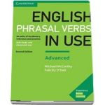 English phrasal verbs in use advanced book with answers