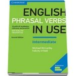 English phrasal verbs in use intermediate advanced book with answers