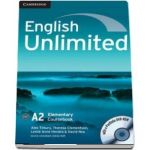 English unlimited Elementary. Teachers book with DVD