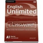English Unlimited Starter. Classware DVD