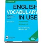 English Vocabulary in Use. Advanced Book with Answers and Enhanced eBook