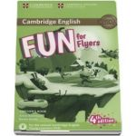 Fun for Flyers Teachers Book with Downloadable Audio (4th Revised edition)