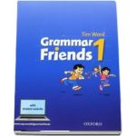 Grammar Friends 1. Students Book with student website