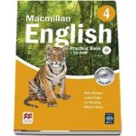 Macmillan English 4. Practice Book and CD Rom (Digital edition available)