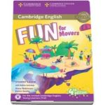 Fun for Movers Students Book with Online Activities with Audio