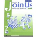 Join Us for English 2 Language Portfolio