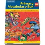 Cambridge Copy Collection: Primary Vocabulary Box: Word Games and Activities for Younger Learners