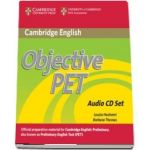 Objective: Objective PET Audio CDs (3)