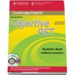 Objective: Objective PET Students Book without Answers with CD-ROM