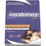The Vocabulary Files - English Usage - Students Book - Elementary A1