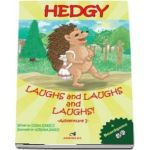 Hedgy laughs and laughs and laughs - Adventure 1. Boardgame
