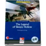 The Legend of Sleepy Hollow. Book and Audio CD Pack, level 4