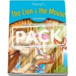 The Lion and the Mouse Book with Multi Rom