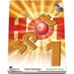 Hot Spot 1 Students Book and CD ROM Pack