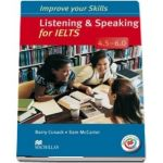 Listening and Speaking for IELTS 4. 5-6. 0 Students Book without key and MPO Pack