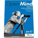 Open Mind British Edition Beginner Level Student Online Workbook