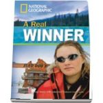 A Real Winner. Footprint Reading Library 1300. Book and Multirom