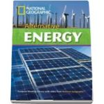 Alternative Energy. Footprint Reading Library 3000. Book with Multi ROM
