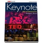 Keynote Pre intermediate. Students Book with DVD ROM