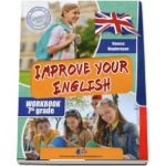Improve your english. Workbook 7th grade de Vanesa Magherusan
