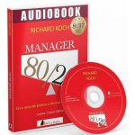 Manager 80/20. Audiobook