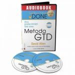 Metoda GTD. Getting Things Done, Audiobook - David Allen