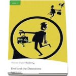Level 3: Emil and the Detectives Book and MP3 Pack
