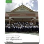 Level 3: Leaving Microsoft to Change the World Book and MP3 Pack