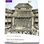 Level 5: Tales from Shakespeare Book and MP3 Pack