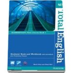 New Total English Elementary Flexi Course Book 1