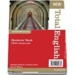 New Total English Intermediate eText Students Book Access Card