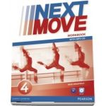 Next Move 4 Workbook & MP3 Audio Pack