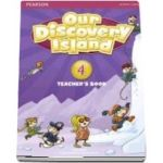 Our Discovery Island Level 4 Teachers Book plus pin code