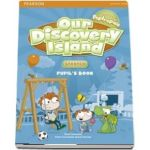 Our Discovery Island Starter Students Book plus pin code