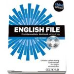 English File third edition: Pre-intermediate: Workbook with iChecker without key