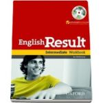 English Result: Intermediate: Workbook with Answer Booklet and MultiROM Pack: General English four-skills course for adults