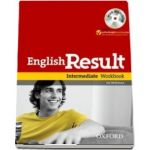 English Result Intermediate: Workbook with MultiROM Pack: General English four-skills course for adults