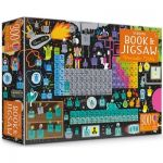 Periodic table picture book and jigsaw