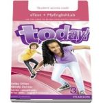 Today! 3 Students MEL and eText Access Card